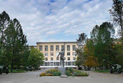 About Izhevsk State Technical University